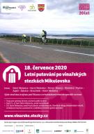 Letní putování po vinařských stezkách Mikulovska 1